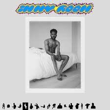 in my room album cover