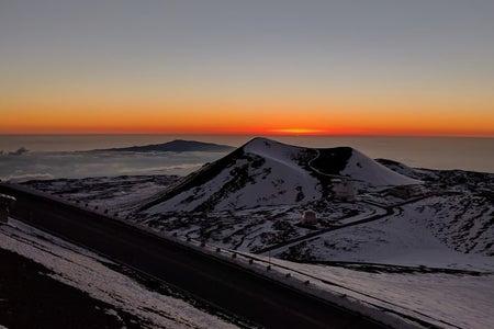 Mauna Kea, mountain, Hawaii
