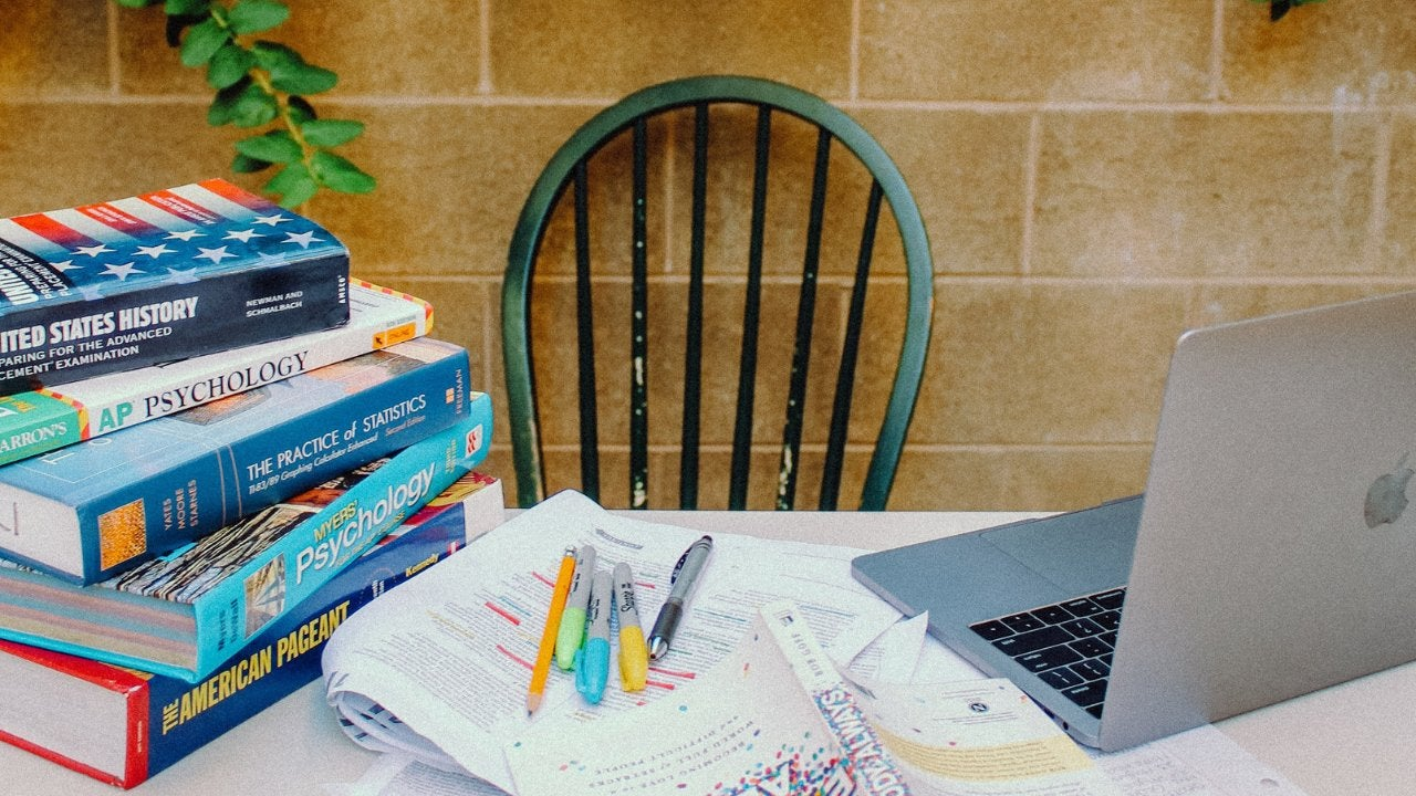 Outdoor Study Space