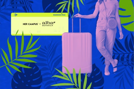 The Ultimate Spring Break Packing List Her Campus