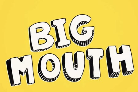 big mouth intro image