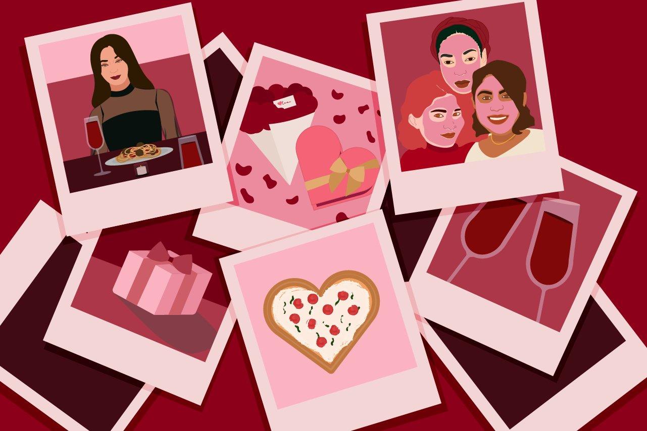 Valentine's Day Galentine's Day
