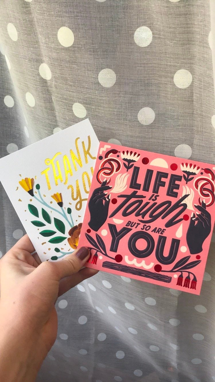 Hallmark Good Mail cards