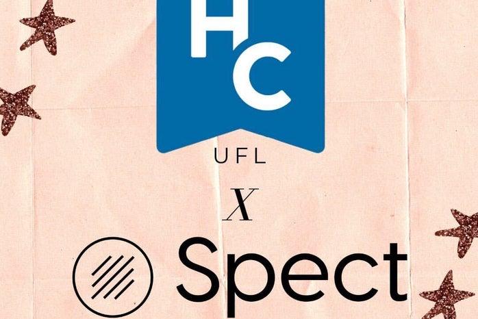 Graphic (1/2) for HC UFL x Spect spotlight
