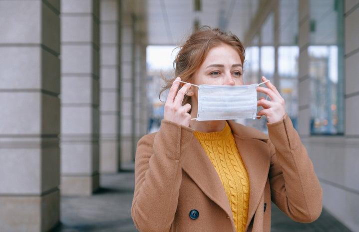 face mask prevention