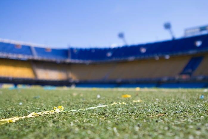 football field stadium