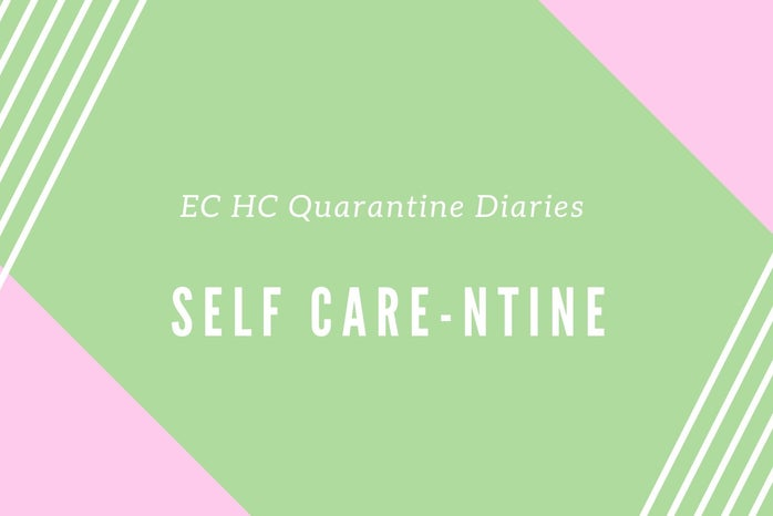 A hero image for the headers of this week\'s Quarantine Diary articles from our series.
