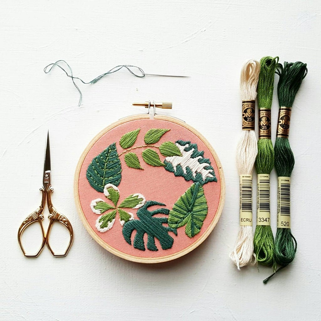 Etsy embroidery pattern