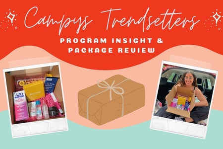 Campus Trendsetters Study From Home Care Package