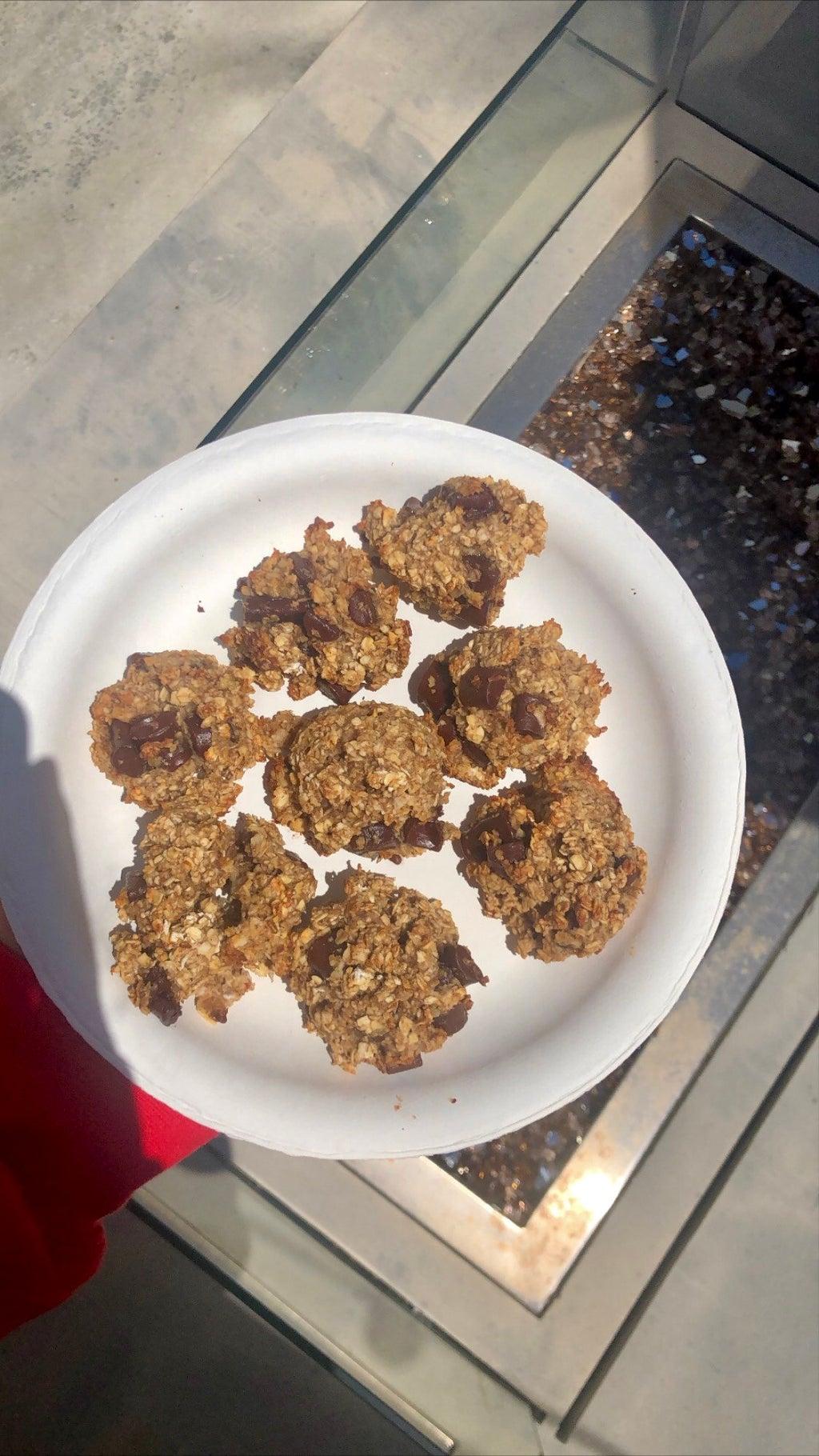 Picture of vegan cookies