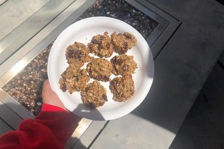 Photo of vegan cookies