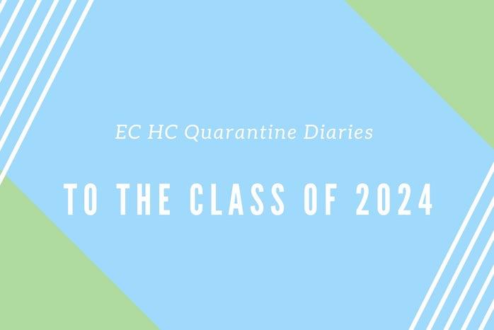 The hero image for this week\'s quarantine diaries!