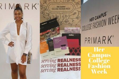 College Fashion week