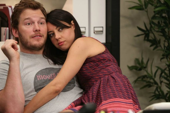 April and Andy Parks and Recreation