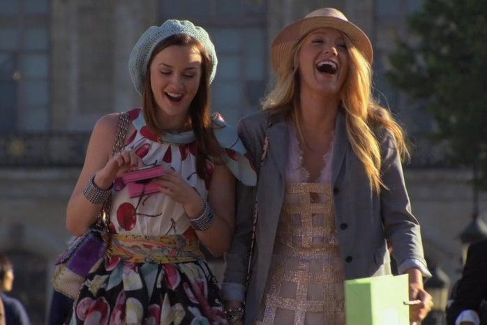 Blake Lively in Gossip Girl