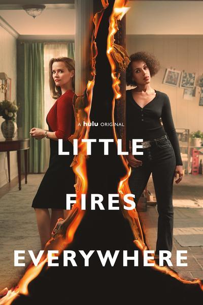 Little fires everywhere film poster