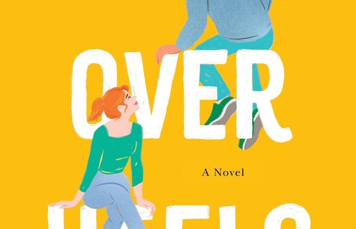 Hannah Orenstein\'s Head Over Heels Book Cover