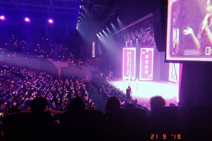 Blackpink Concert in Seoul, September 2019