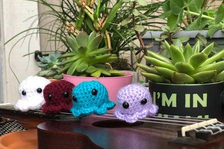 Octopi on Ukulele