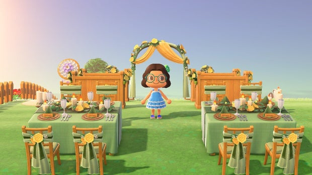 Animal crossing decorate your island