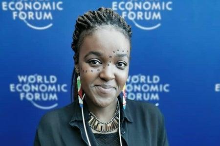 Portrait image of Aviwe Funani