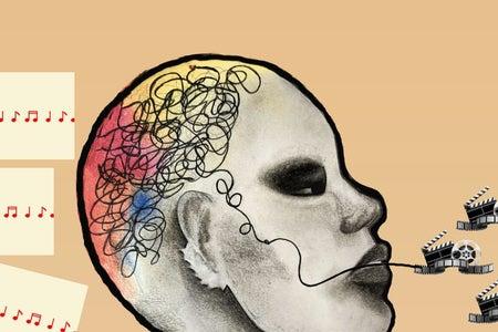 Depicting Mental Health in Movies, Songs