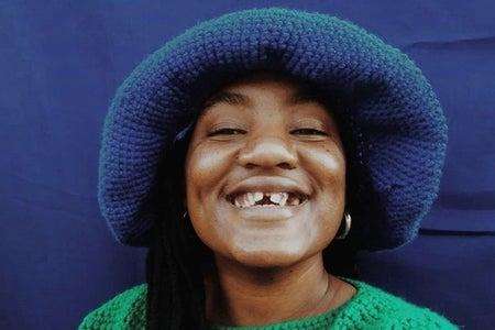 A portrait image of Zaza Hlalethwa
