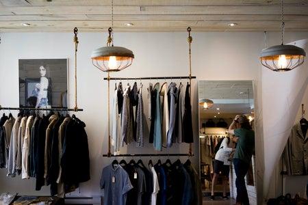 boutique, clothes, clothing store