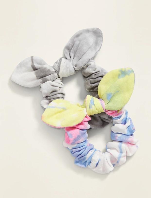 bow-tie-hair-scrunchies