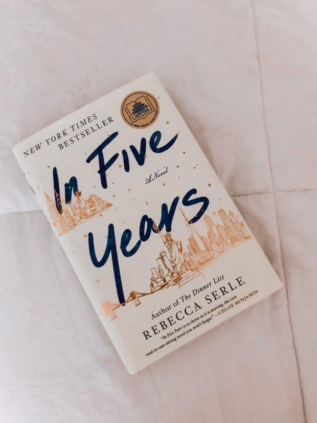 in five years rebecca serle