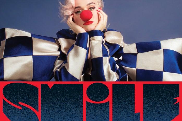 Katy Perry Album Cover