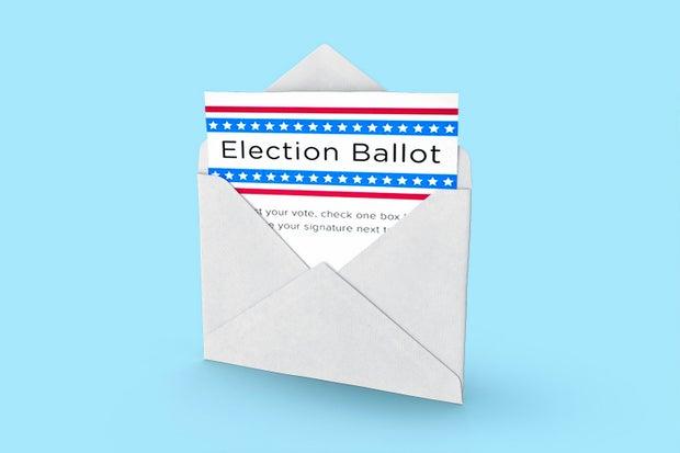 Election Ballot