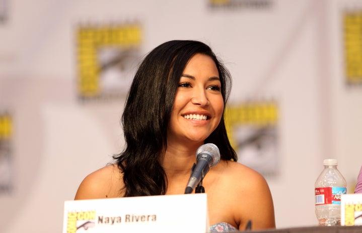 Naya Rivera at SDCC (found on photopin)