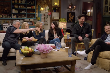 friends reunion on hbo max