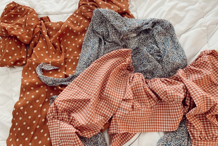 Photo of my clothes