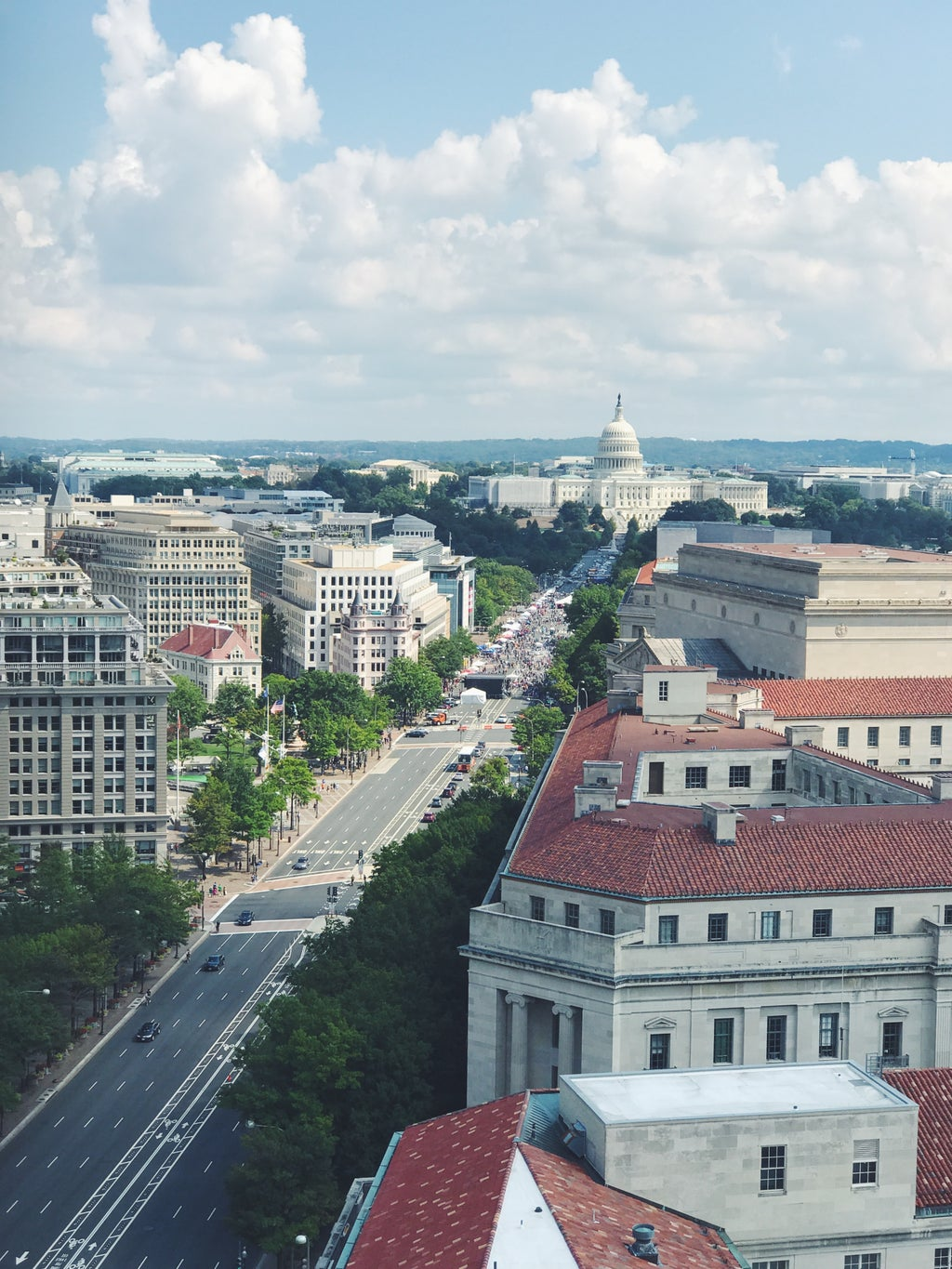 Overview of Washington DC