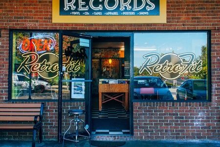 Retrofit Records 1