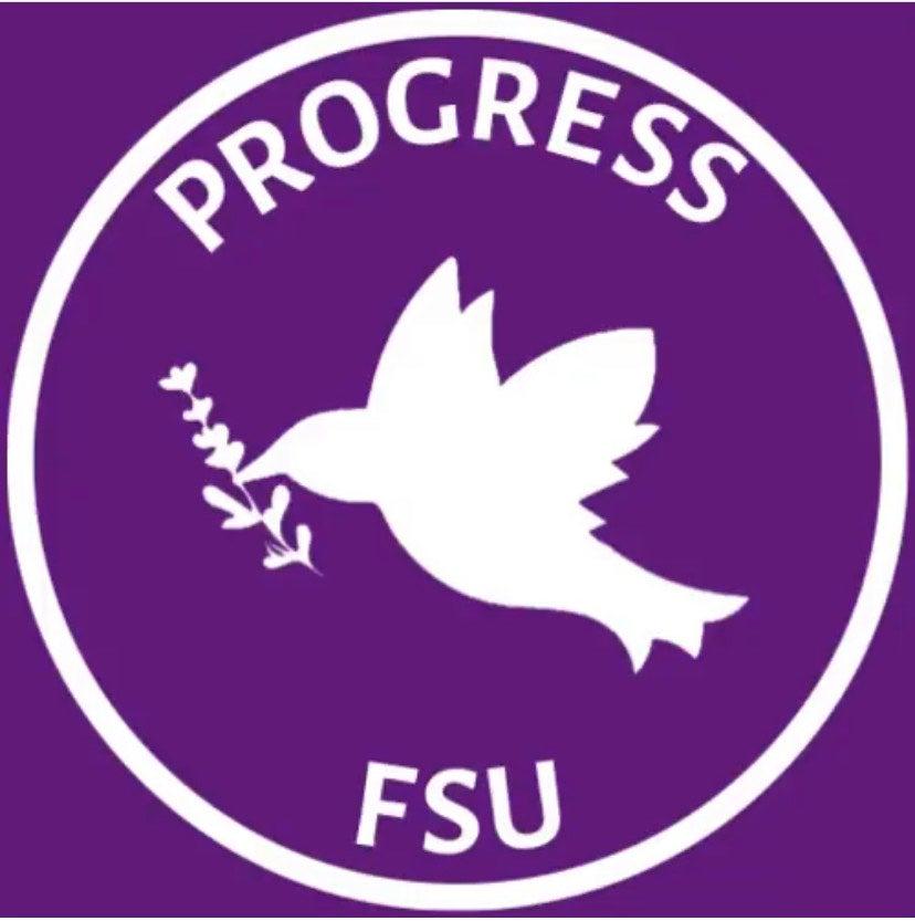 SGA Party Progress FSU Logo.