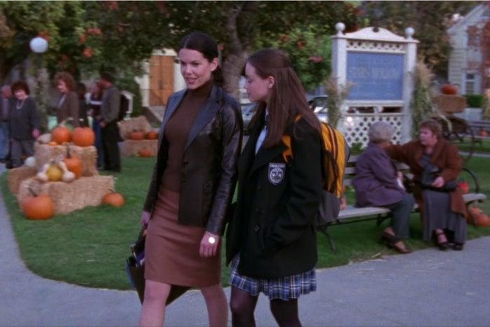 Gilmore Girls Fall Festival Screenshot