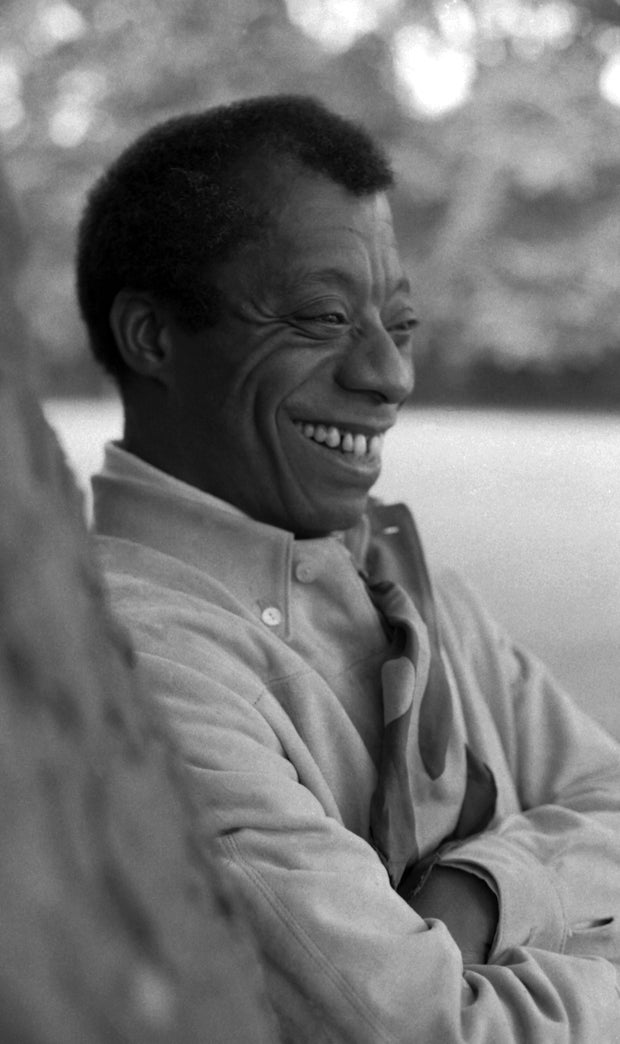 James Baldwin, gay writer, poet, and icon
