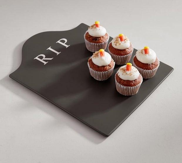 Tombstone platter