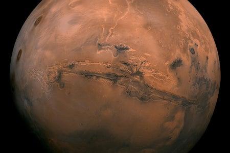 Image of Mars from NASA