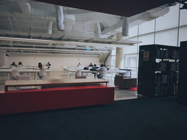 NTU study corner