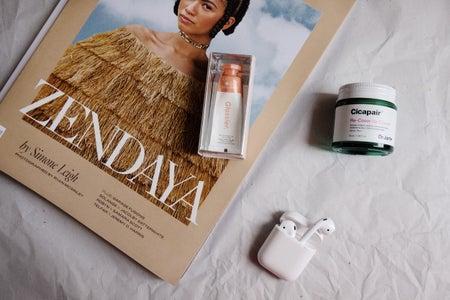 Zendaya magazine