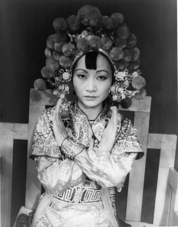 Anna Mae Wong in