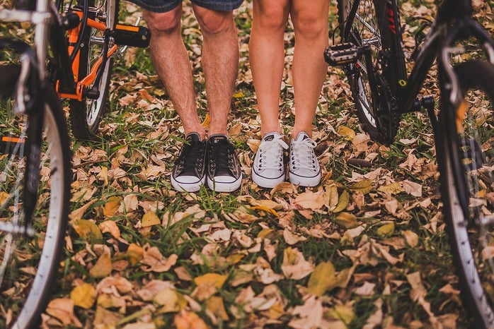 couple during Fall