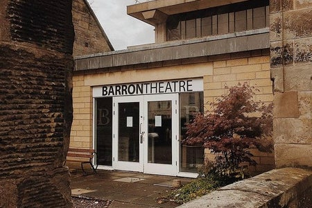 photo of the Barron Theatre
