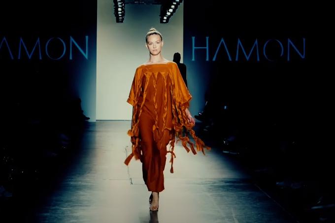 Vancouver Fashion Week runaway