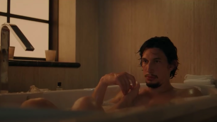 Adam Driver in Girls on HBO
