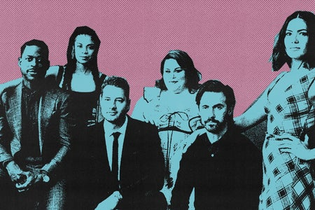 This is Us cast Graphic